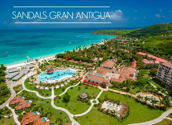 Sandals Gran Antigua